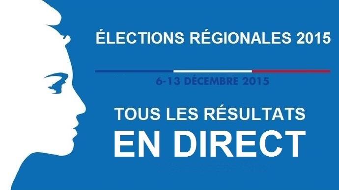 Résultats des élections régionales 2015 à suivre en direct sur Terre-net.fr