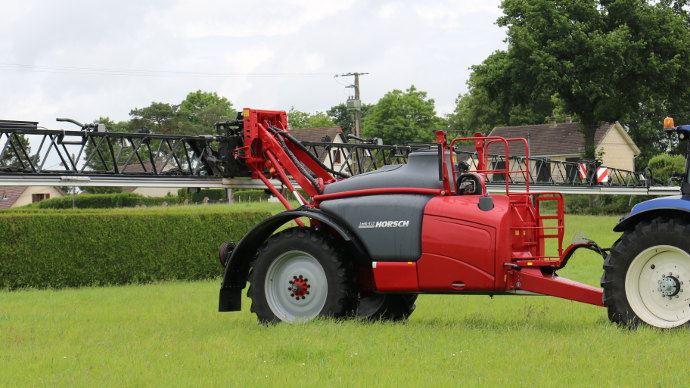 Horsch Leeb LT, un pulvérisateur adapté au marché français