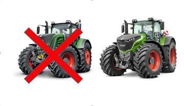 Exclusif: les tracteurs Fendt changent de couleur verte!