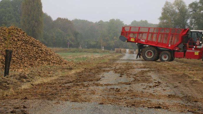 Réglementation routière sur le salissement des routes