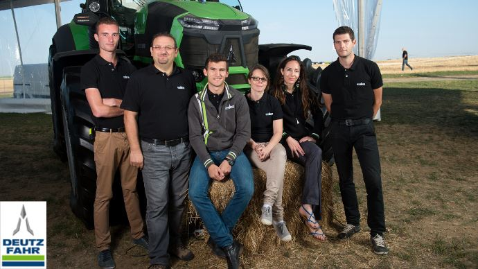 L'équipe marketing de SDF France