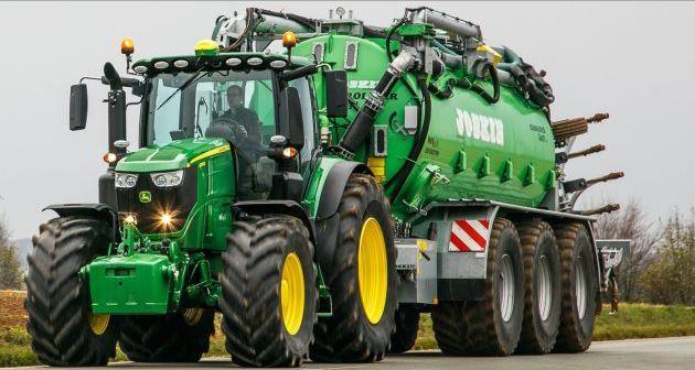 John deere 6230r et 6250r deux nouveaux mod les de tracteur - Image tracteur ...