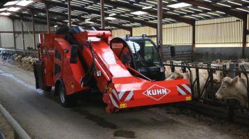 Kuhn SPV Power, une machine automotrice pour toutes les exploitations