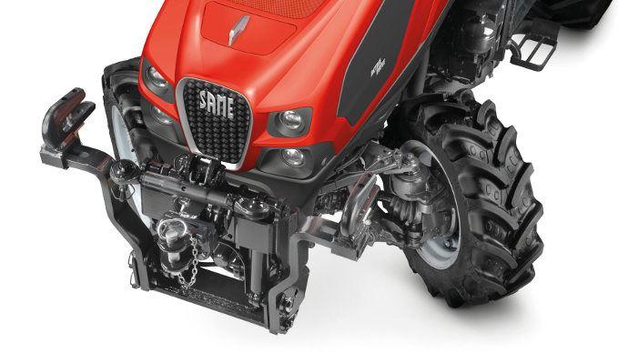 Same Activedrive, les petits tracteurs n'ont rien a envier aux plus gros!