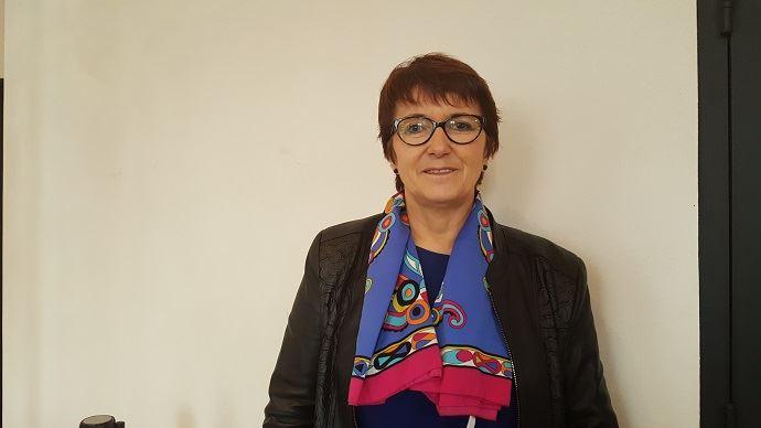 Christiane Lambert, présidente par intérim de la FNSEA.