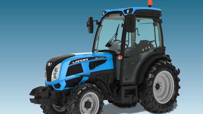 Landini Rex4, la nouvelle gamme de tracteurs spécialisés de Landini