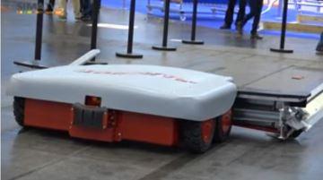 Mirobot 3.0, le robot racleur autonome fait place nette
