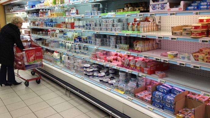Le décret rendant obligatoire l'étiquetage de l'origine du lait dans les produits laitiers et de la viande dans les plats préparé entre pleinement en application le 1er avril 2017.