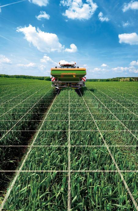 Un champ de 20ha regroupe peut-être 15 petites parcelles autrefois exploitées par plusieurs agriculteur aux pratiques bien différentes.