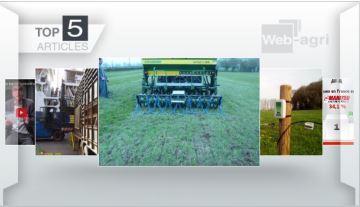 Les sujets les plus lus de la semaine sur Web-agri