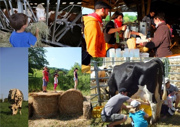 Fête du lait bio