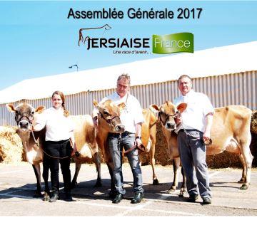 AG de Jersiaise France en Haute-Marne, le 14 juin