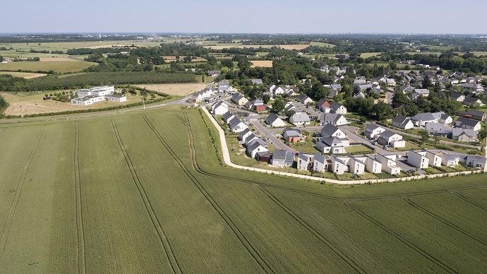 Urbanisation des terres