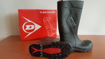 Dunlop boots: des pneus à la botte