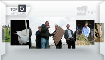 Cinq articles à voir et revoir sur Web-agri