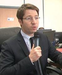 Sébastien Poncelet, analyste marchés chez Agritel