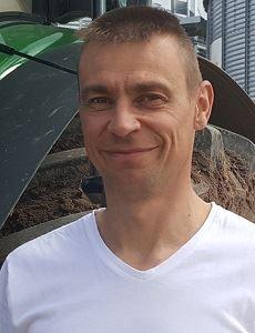 Emmanuel Kerckhove s'est progressivement formé à la commercialisation de ses grains sur le marché physique et sur le marché à terme.