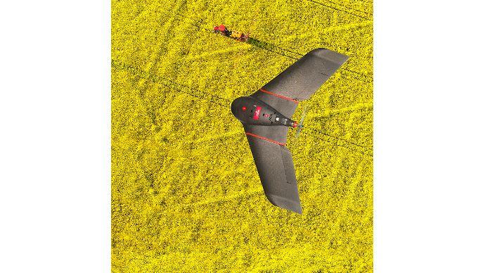 Drone eBee de SenseFly