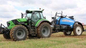 Agrosky: les solutions d'agriculture de précision de Deutz-Fahr se développent
