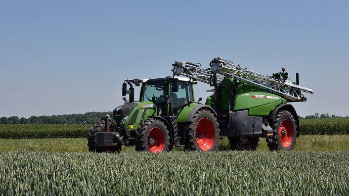 Les produits de la marque challenger seront maintenant des fendt - Cars et les tracteurs ...