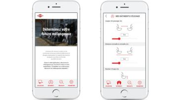 Kuhn lance l'application Click & Mix