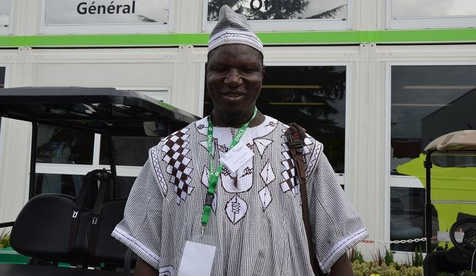 Kassoum Bonkoungou