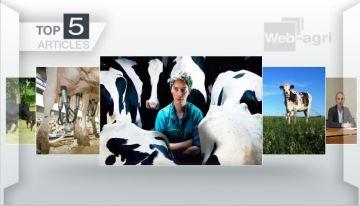 Prix du lait et la critique du film Petit Paysan sur le devant de l'actualité