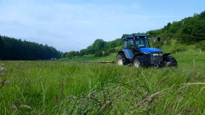 Afin d'atteindre les 60% d'autonomie alimentaire en agriculture biologique, il faut trouver un équilibre entre le potentiel de ses sols, le chargement animal et ses attentes en terme de production.