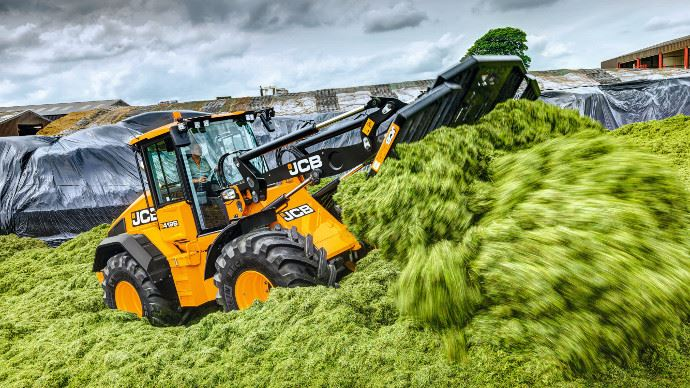 Nouvelle agrochargeuse JCB 419 S