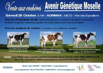 Vente AGM à Agrimax