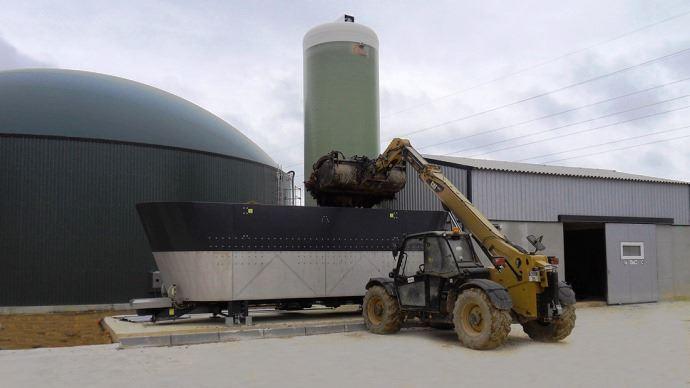 Les investissement dans la biométhanisation agricoles sont sécurisés par la durée et le tarif de rachat de l'électricité injectée