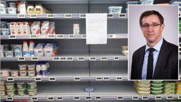 La pénurie de beurre, «exemple parfait» du dysfonctionnement de la filière
