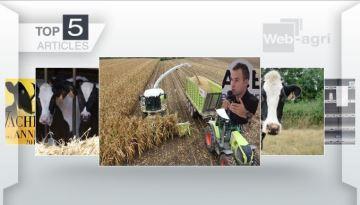 Shredlage, BVD et FCO, prix du beurre: trois sujets phare cette semaine