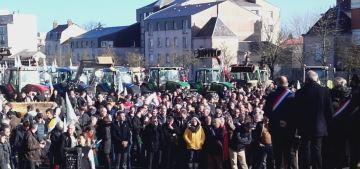 Les éleveurs français inquiets du remodelage des aides européennes