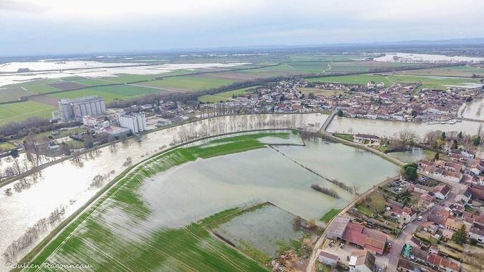 Inondations 2018