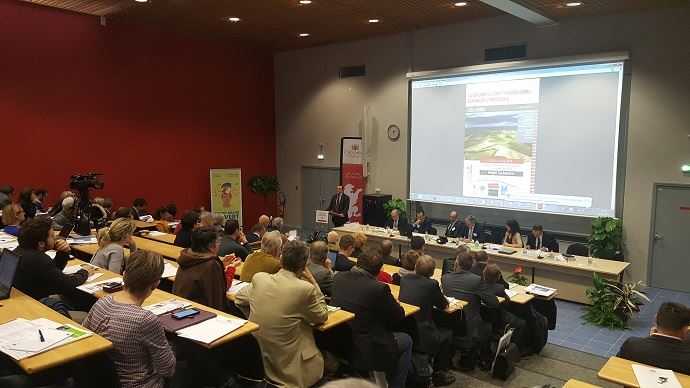 Congrès juristes sur le foncier agricole à Poitiers.