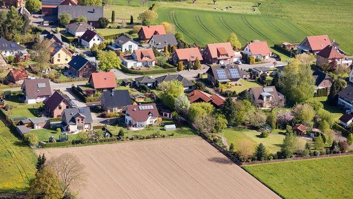 Terres agricoles et urbanisation