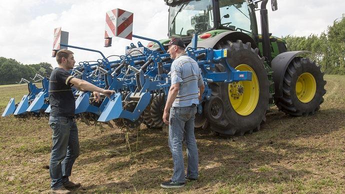 Depuis le début de l'année 2017, les perspectives d'emploi dans le secteur agricole sont en nette progression, selon le groupe Manpower.