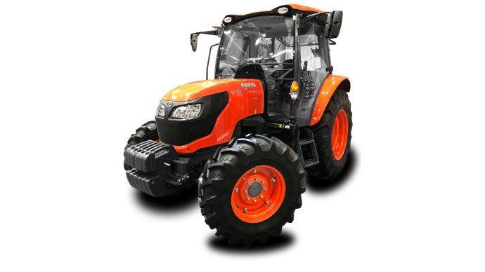 Les nouveaux compacts de Kubota s'appelent M4002