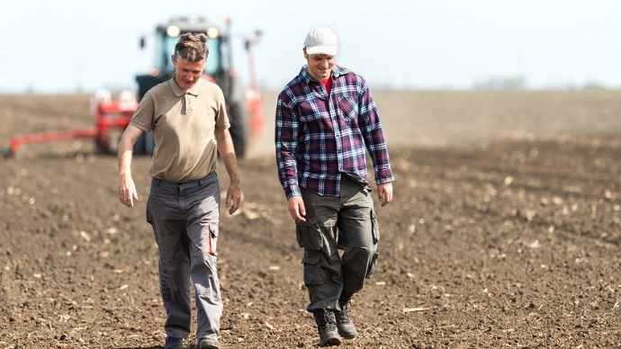 Main d'oeuvre agricole en baisse de 8% depuis 2006