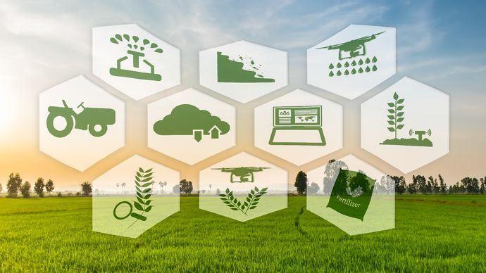 L'agriculture 4.0 apporte son lot de changement. Danger ou opportunité ?