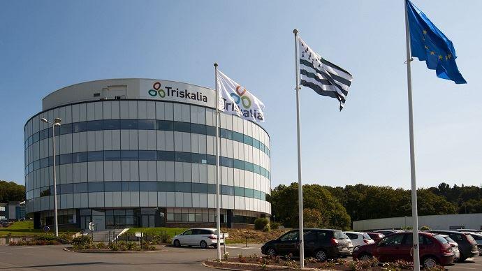 Sur 2017, la coopérative Triskalia affiche un chiffre d'affaires de 1,9 milliards d'euros