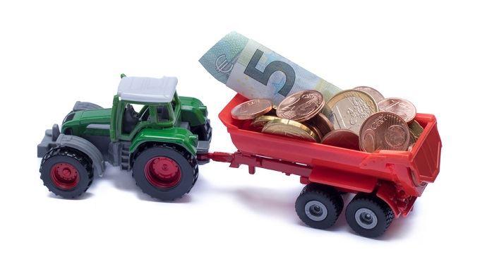 Rémunération des agriculteurs