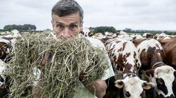 Didier Le Hec, éleveur: «un lait payé 50% plus cher que le conventionnel»