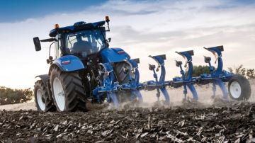 New Holland Lance Les Charrues PX Et PXV De 4 7 Corps
