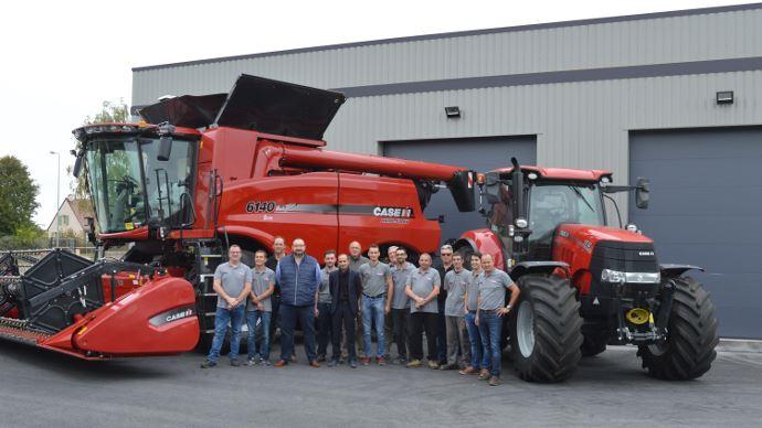 Concession Case IH du Loiret Km Agri