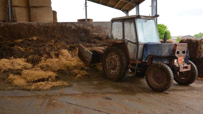 Stockage des effluents d'élevage