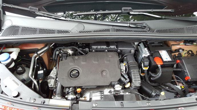Moteur diesel 1.5 litres BlueHdi avec AdBlue