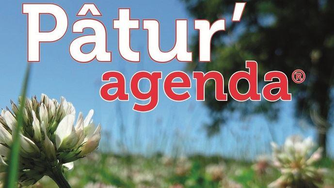 Le Pâtur'agenda est un outil qui ne quitte jamais les poches de certains éleveurs pâtureurs!