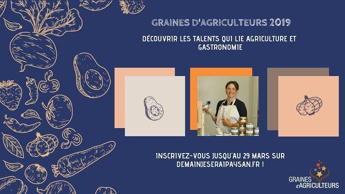 concours graines d agriculteurs 2019